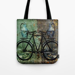 No Handlebars Needed Tote Bag