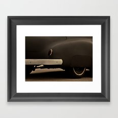 What Would Johnny Cash Do? Framed Art Print