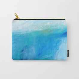 Blue Seacape Carry-All Pouch