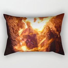 Fury Rectangular Pillow