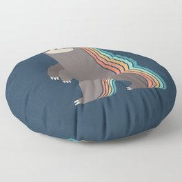 Sleepwalker Floor Pillow