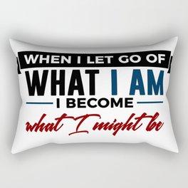 Realize Your Potential Rectangular Pillow