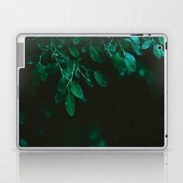 Huckleberry Leaves Laptop & iPad Skin