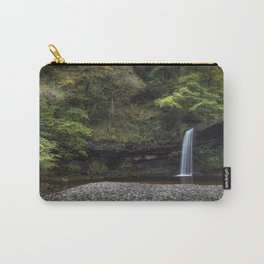 Sgwd Gwladus in Waterfall Country Carry-All Pouch