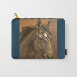 Sound Reason - Thoroughbred Stallion Carry-All Pouch