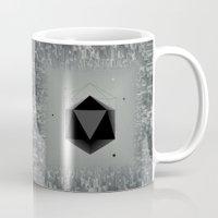 xbox Mugs featuring City Intruder by Zavu