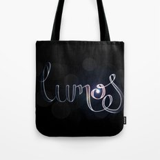 Harry Potter Incantation Collection : Lumos Tote Bag