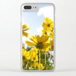 Daydream Delusion Clear iPhone Case