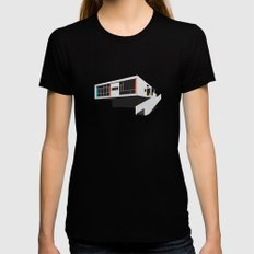 Rose Seidler House, Harry Seidler – Modern architecture series Womens Fitted Tee SMALL Black