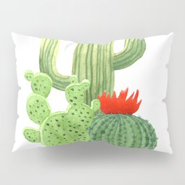 Perfect Cactus Bunch Pillow Sham