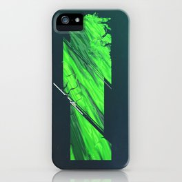 DAY 95: GENJI MAINS iPhone Case