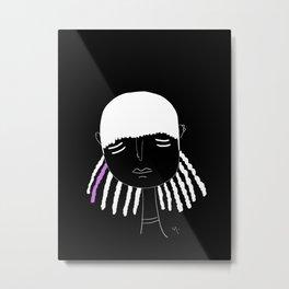 Ara Metal Print