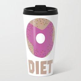 Donut for Diets B958r Travel Mug