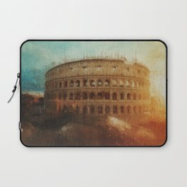 Rome, Colosseum Laptop Sleeve