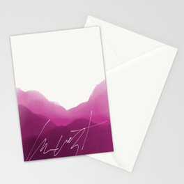 Kust Calling Card Stationery Cards