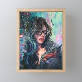 Limbo Framed Mini Art Print