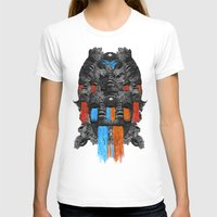 mask T-shirts featuring MASK by DIVIDUS