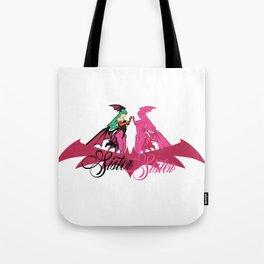 Sister Sister Tote Bag