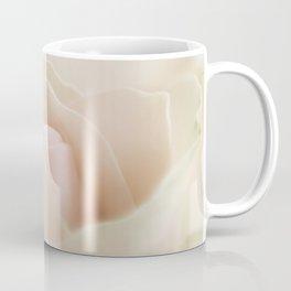 Pale pink macro rose 2 Coffee Mug