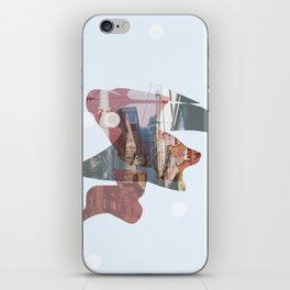 A Tale of Two Towns iPhone Skin