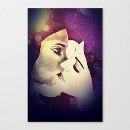 Morgan Canvas Print