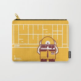 UNDO | Music to the people 10 Carry-All Pouch