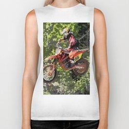 High Flying Racer - Motocross Champ Biker Tank