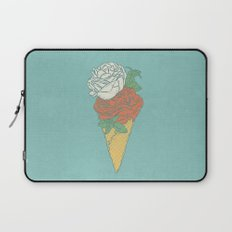 Rose ice cream Laptop Sleeve