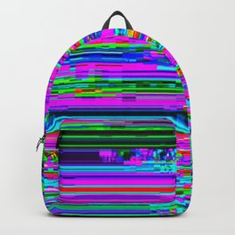 Glow Glitch Backpack