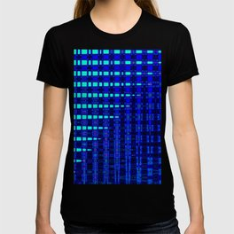 Blue in Shadows T-shirt