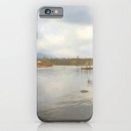 Derwentwater Cumbria iPhone Case
