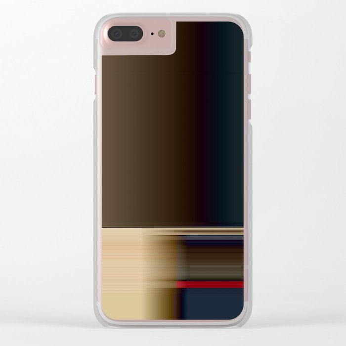 FW1617 Clear iPhone Case