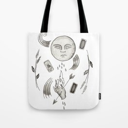 Bad Magic Tote Bag