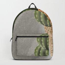 Cactus cream  Backpack