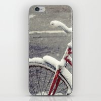 cycle iPhone & iPod Skins featuring Cycle by Kiersten Marie Photography