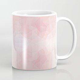 """Love me tender"" triangles design Coffee Mug"