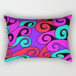 Scrolls Rectangular Pillow
