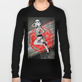 Holly Dawn Trooper Long Sleeve T-shirt