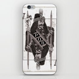 Vlad Impaler iPhone Skin