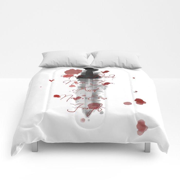 Nevernight (Never Fear) Comforters