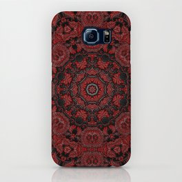 Regal Red 2 iPhone Case