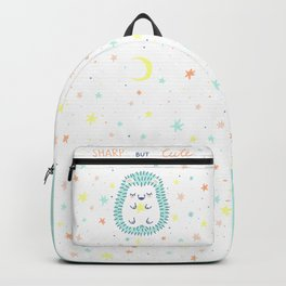 Cute Hedgehog Backpack