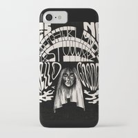ouija iPhone & iPod Cases featuring Ouija by Anke Verret