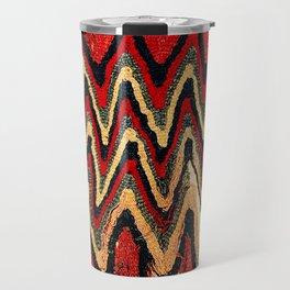 Ancient Peruvian Coca Bag Print Travel Mug