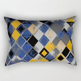 Abstract Composition 390 Rectangular Pillow