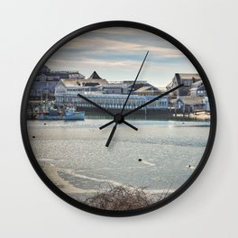 Wychmere Beach Club, Harwich, Cape Cod, Massachusetts Wall Clock