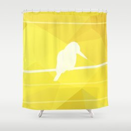 Still Lost in Thought Shower Curtain