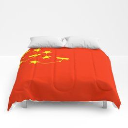 China Is Watching Comforters