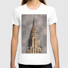 The Chrysler Building T-shirt