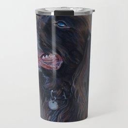 English Cocker Spaniel art print Travel Mug